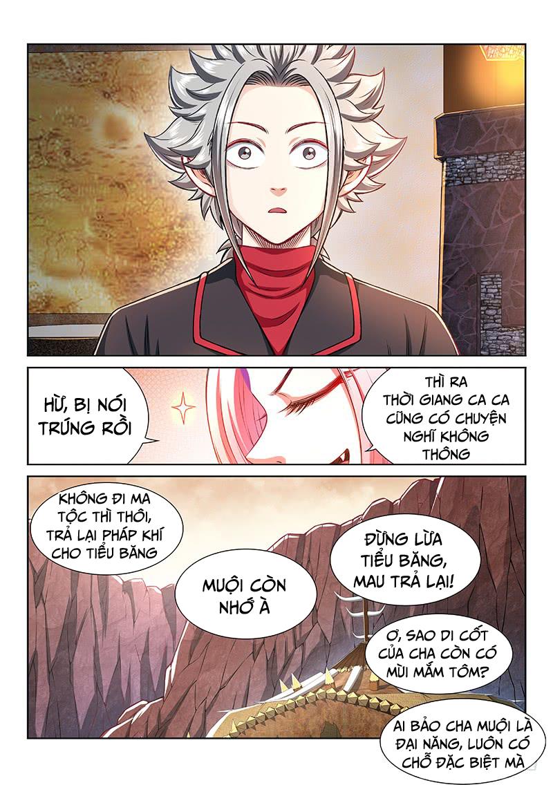 Ta Là Đại Thần Tiên chap 221 - Trang 10