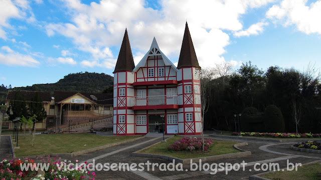 Prédio público de Forquetinha, RS