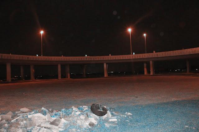 Night Photography Di Dataran Johor Dengan Camera Canon