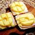 Tosty z szynką i ananasem