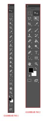 tool bar photoshop