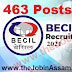 BECIL Recruitment 2021- Apply Online for 463 Investigator, Supervisors, UDC, Other Vacancy
