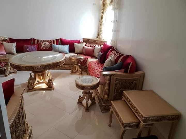 salon orientale moderne marocain 2019  decorationmarocains