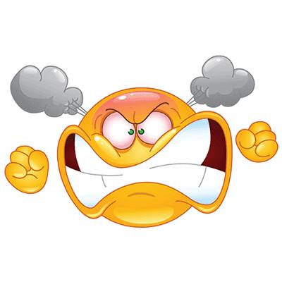 Image result for best mad emojis