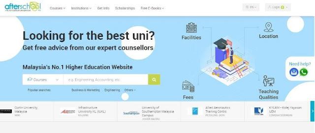 afterschool customer site
