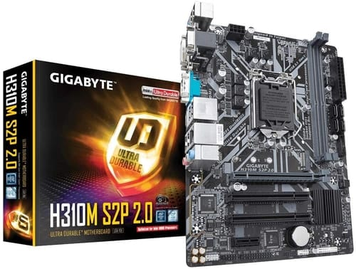 Review GIGABYTE H310M S2P 2.0 Motherboard