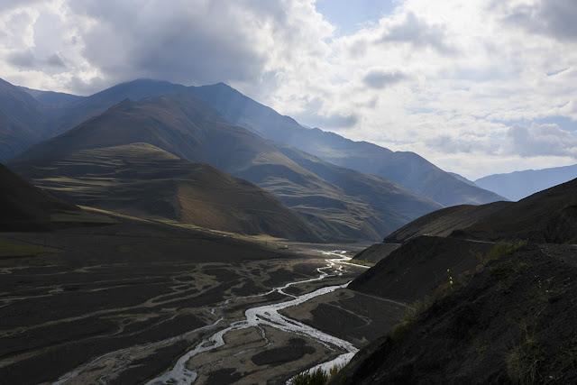 Kaukasus Aserbaidschan