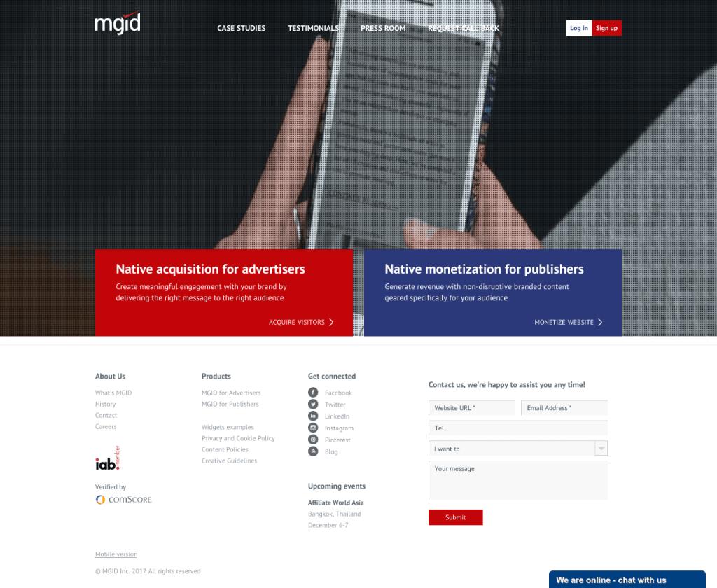 MGID-review