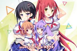 [ENG] Sankaku Renai Love Triangle Trouble VN Download