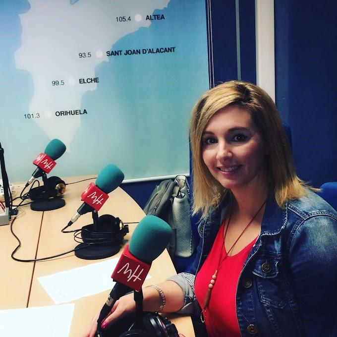 Estrenamos temporada en RadioUMH con Laura Pérez, ingeniera técnico agrícola de la EPSE-UMH