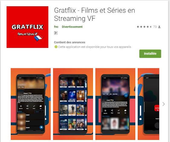gratflix streaming
