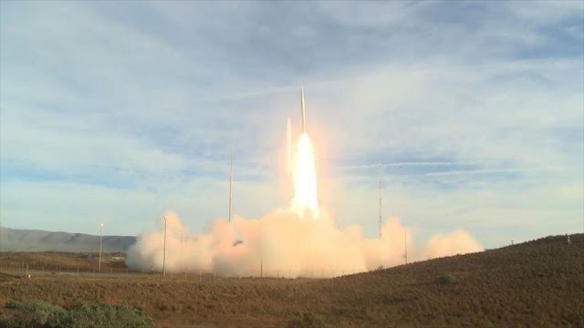 """""""Rusia, en alerta, por nueva prueba de misil balístico de EEUU"""""""