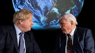 G7 leaders face the biggest global climate change decisions in history - David Attenborough