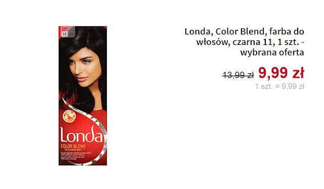 Londa - farba do włosów