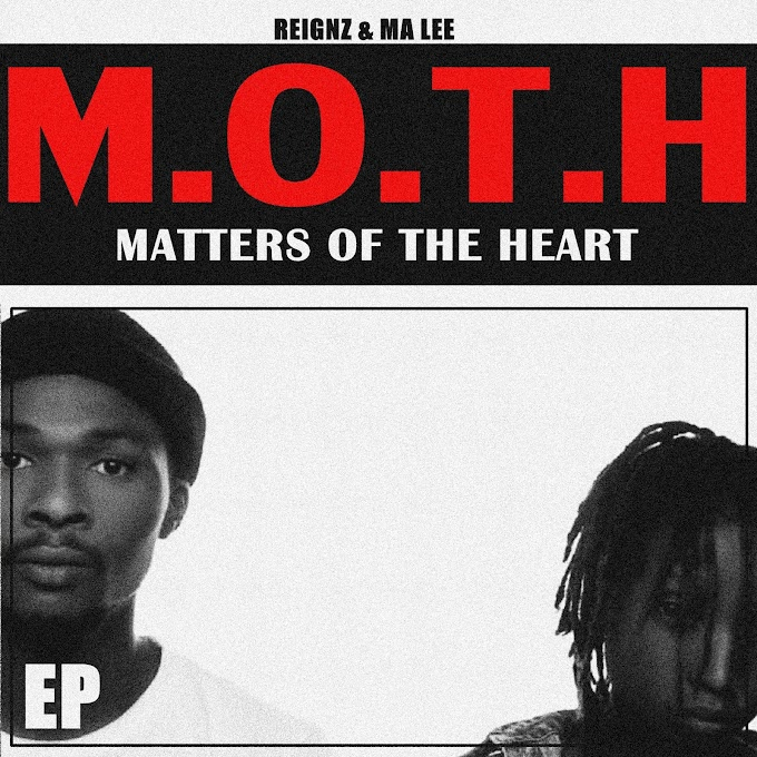 Reignz & Ma Lee — Matters Of The Heart (Full EP)