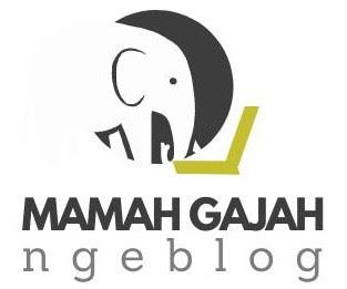 mamah gajah ngeblog