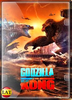 Godzilla vs. Kong (2021) DVDRIP LATINO