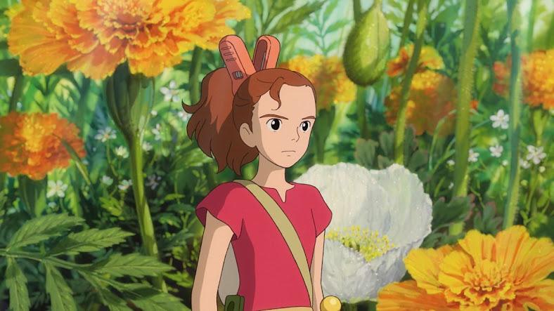 Fotograma: Arrietty y el mundo de los diminutos (2010)