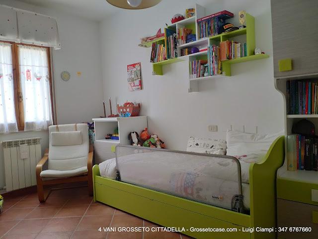 foto camera Appartamento viale Repubblica Dominicana, Grosseto