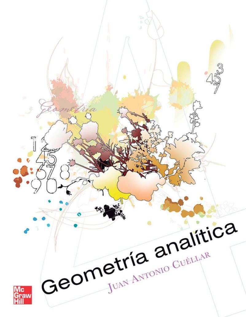Geometría analítica – Juan Antonio Cuéllar Carvajal