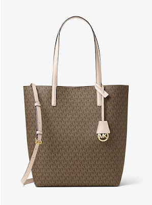 Michael Kors Hayley Large Logo North-South Tote $104 (reg $198)