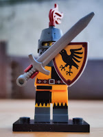 10 años minifigura Lego