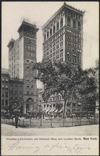 National Shoe And Leather Bank New York