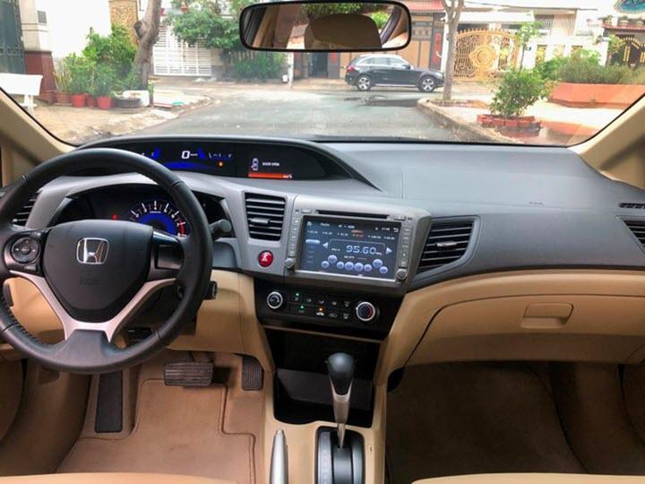 'Nốt trầm' Honda Civic 2012 tại Việt Nam