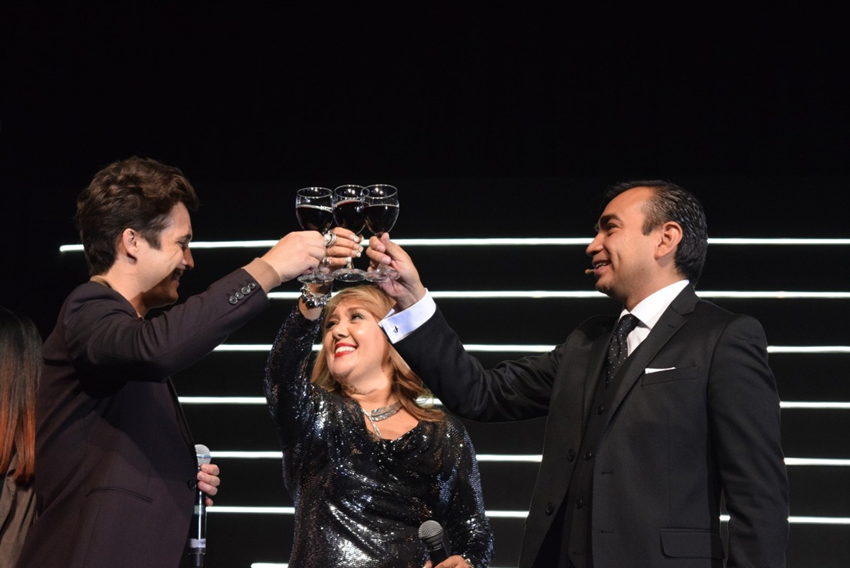 LOS ÁNGELES RECONOCE INDUSTRIA TURÍSTICA AWARDS NIGHT 03