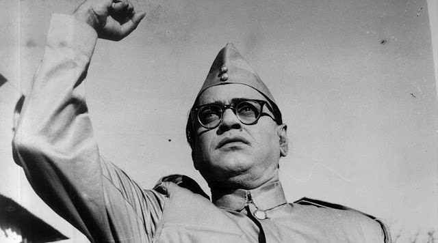 subhas chandra bose and Hitler Are Behind the Independence of India - Bagavat Of Anonymous