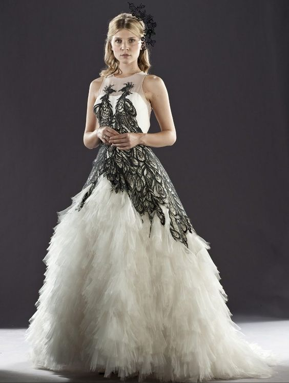 harry potter wedding dress mariages r 233 tro robe de mari 233 e fleur delacour harry 4734