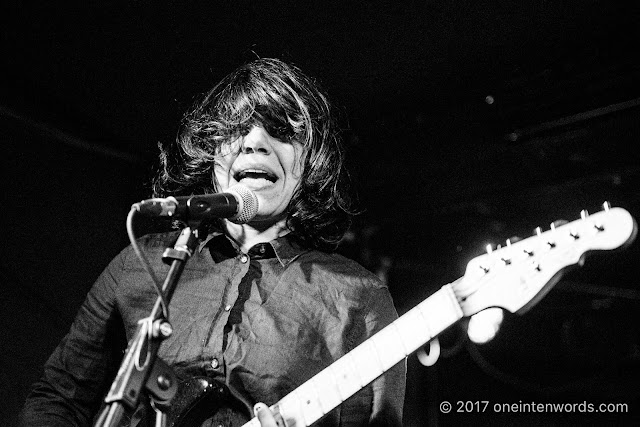Screaming Females at The Garrison on May 2, 2017 Photo by John at One In Ten Words oneintenwords.com toronto indie alternative live music blog concert photography pictures photos