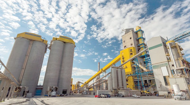 Four large-scale cement mills in Duqm by 2021