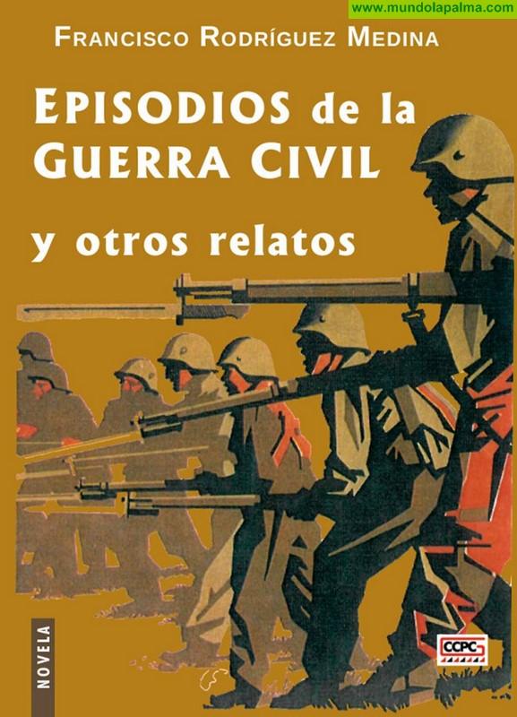 Francisco Rodríguez Medina presenta en la Casa Salazar su libro 'Episodios de la Guerra Civil y otros relatos'