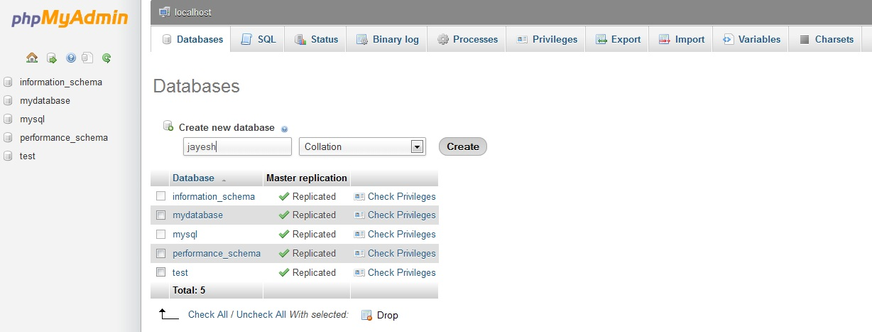 WAMP SERVER TUTORIAL MYSQL PDF DOWNLOAD