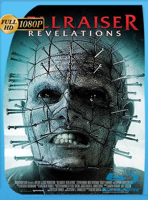 Hellraiser 9 Revelaciones (2011) HD [1080p] Latino [GoogleDrive] SilvestreHD