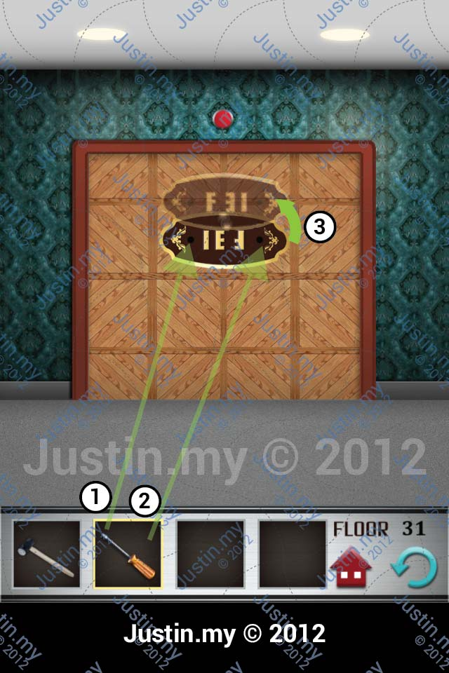 100 Floors Answer 100 Floors Level 32 Answer