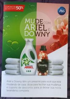 resenha ariel downy concentrado power liquid líquido amaciante sabão em pó lava roupa roupas
