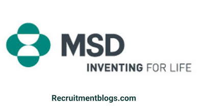 Supply chain & Customer Support Specialist At MSD