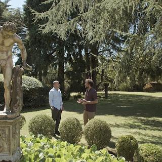 Jardín de la Fundación Museo Evaristo Valle en Asturias, próximo destino de Jardines con Historia