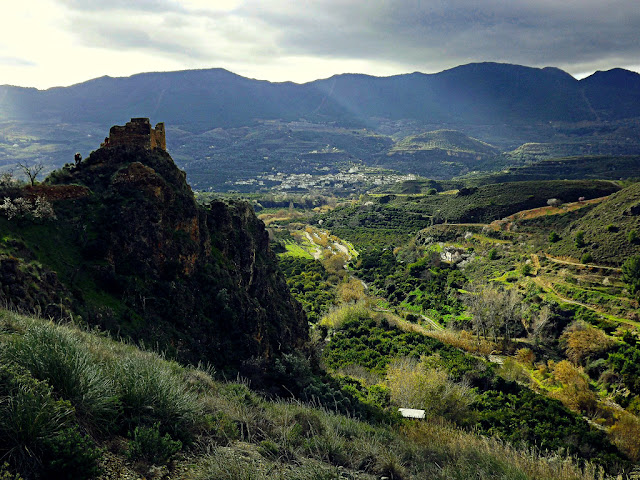 The Lecrin Valley