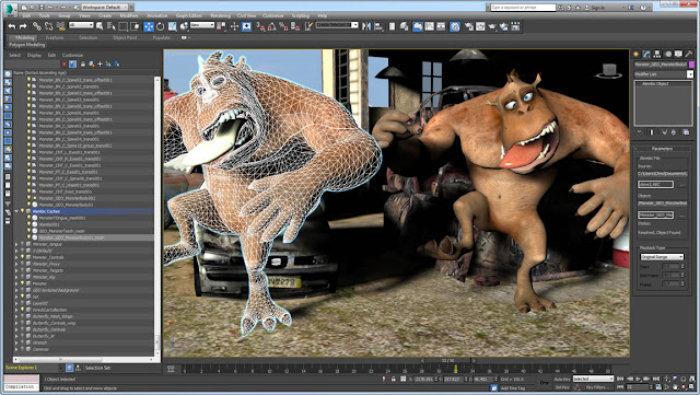autodesk 3ds max 2017 system requirements