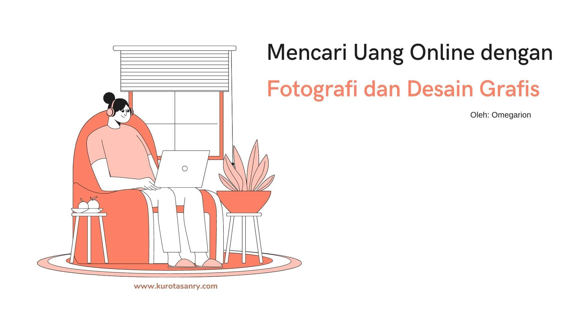 Cara mencari uang online