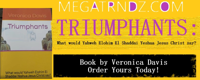 'Triumphants' Paperback available , What would Yahweh Elohim ..say?
