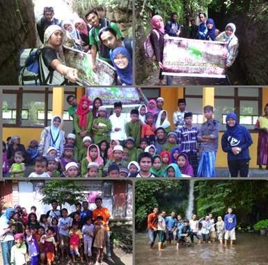Traveling dan Berbagi ala Komunitas Relawan Muda Bondowoso