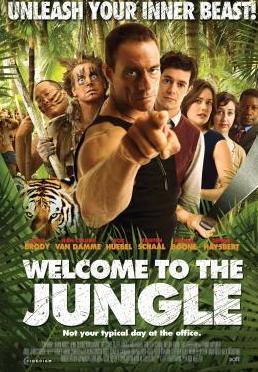 Καλως ηρθατε στη ζουγκλα Welcome to the Jungle