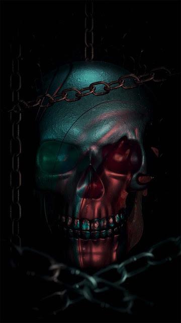 19 Gas Mask Skull, Headphones Skull Art, Spray Skull HD Wallpapers 4K for Android and iPhone