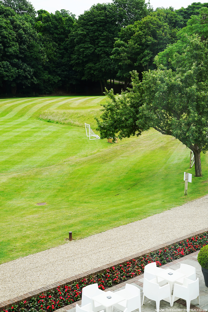 Hotel Grounds and other facilities at Kesgrave Hall