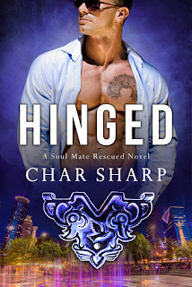 Hinged by Char Sharp