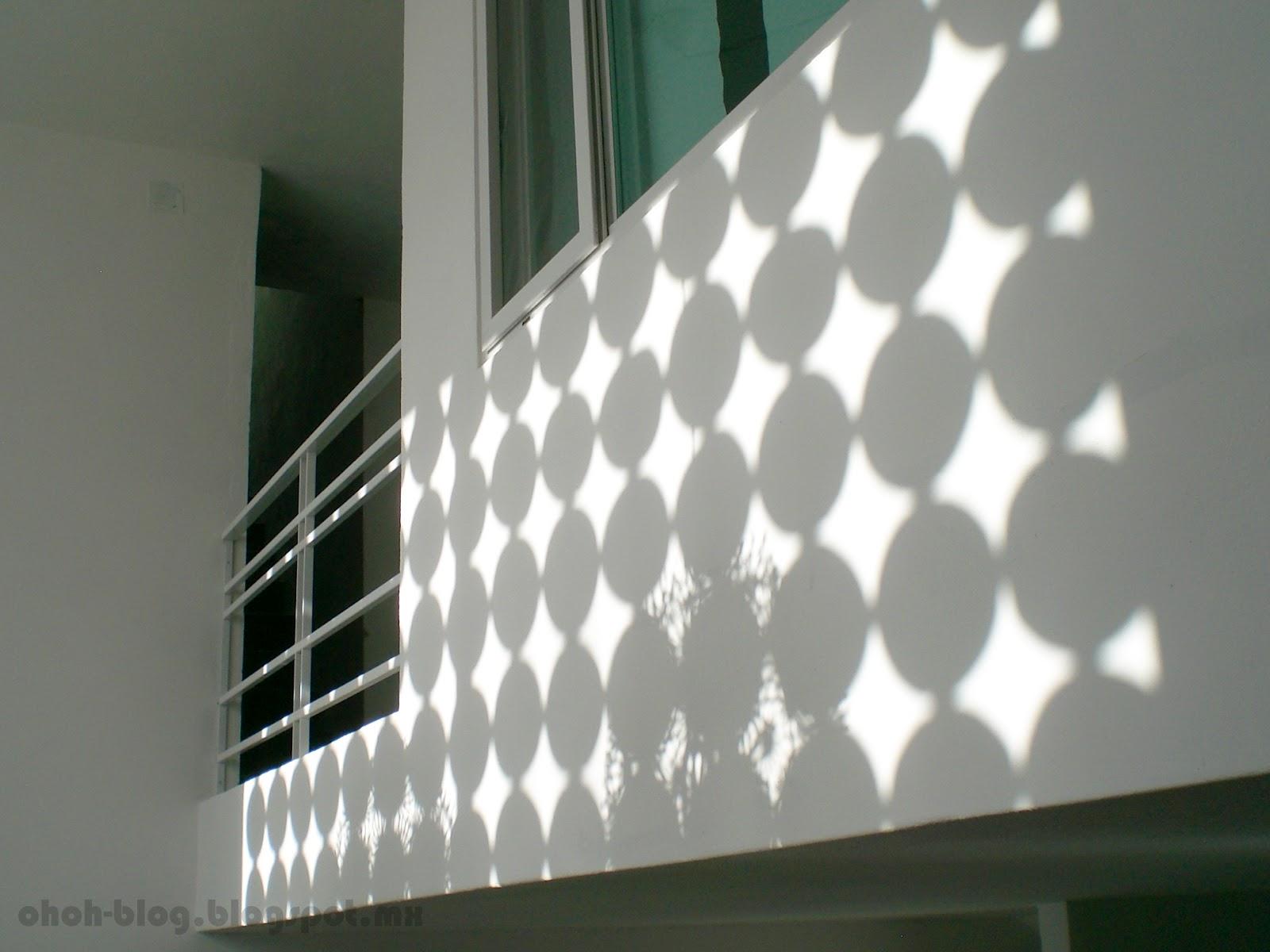 DIY Paper curtain - Persianas de papel - Ohoh Blog